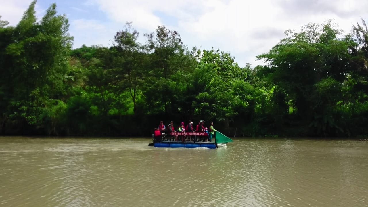 Eduwisata Setren Opak Wisata Seru Di Pinggir Kali Opak Yogya Gudegnet