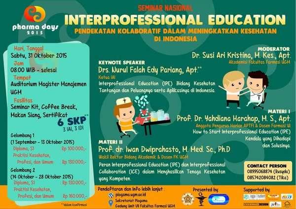 Interprofessional Education Yogya   GudegNet