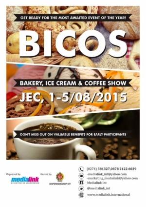 BICOS | Bakery, Ice Cream & Coffee Show | JEC