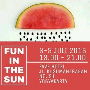 Flohmarkt Fest: FUN IN THE SUN | Fave Hotel Kusumanegara | Free