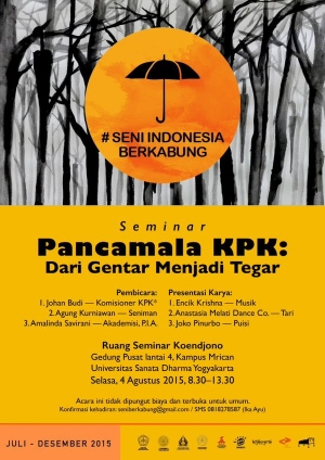 Seminar Pancamala KPK