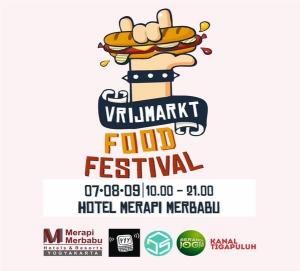 Food Fest di Merapi Merbabu Hotel Seturan