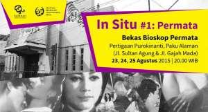 #InSitu1Permata Proyek Pertunjukan Teater Kalanari
