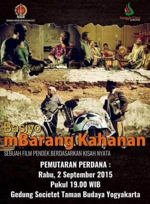 Preview dan diskusi film Basiyo mBarang