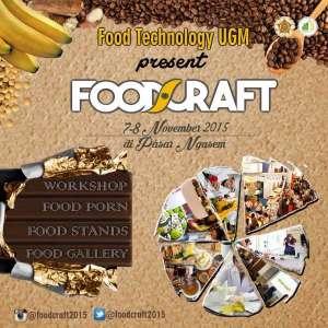 Food Craft 2015 di Plaza Pasar Ngasem