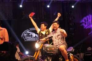 KUSTOMFEST 2015, Showin' Soul Parade Karya Kustom Kulture Kebanggaan Indonesia
