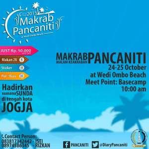 Makrab Pancaniti Keluarga Paguyuban Cianjur - Yogyakarta