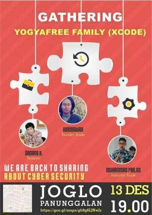 Gathering Yogya Free X-Code