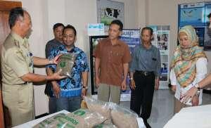 Produksi Susu PE di Sleman Rendah