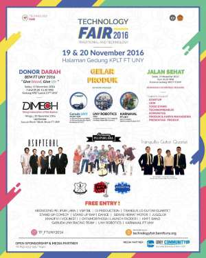 Technology Fair 2016