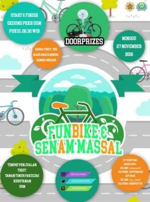Fun Bike & Senam Massal