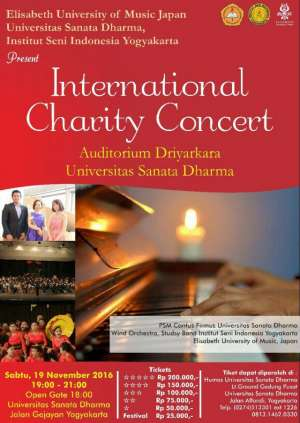 International Charity Concert