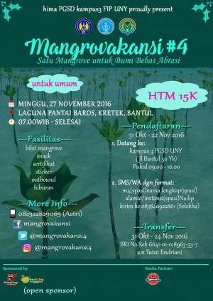 Mangrovakansi #4