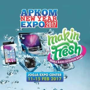 Apkom New Year Expo 2017