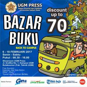 Bazar Buku Back to Campus