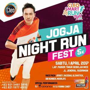 Jogja Night Run Fest 2017