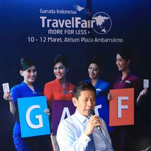 GATF 2017 ( Garuda Indonesia Travel Fair )