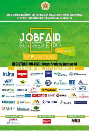 Job Fair & Career Expo UGM