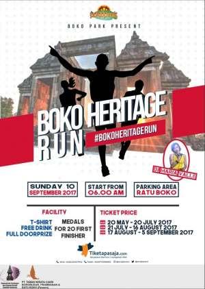 Boko Heritage Run 2017