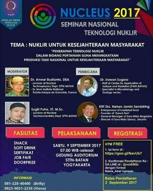 Seminar Nasional Teknologi Nuklir