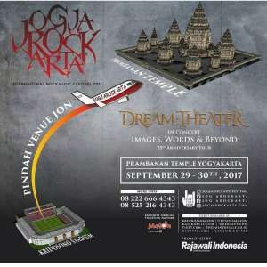 Jogja Rock Arta 'Dream Theater in Concert'