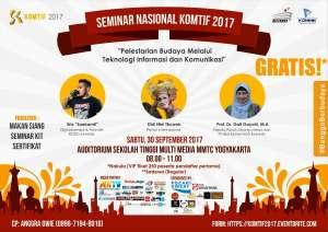 Seminar KOMTIF 2017