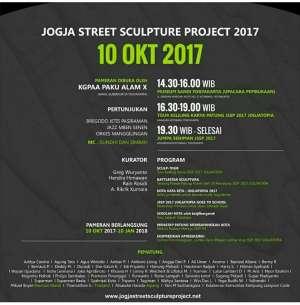 Jogja Street Sculpture Project 2017
