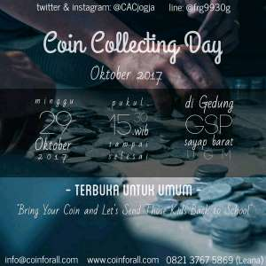 Coin Collecting Day 2017