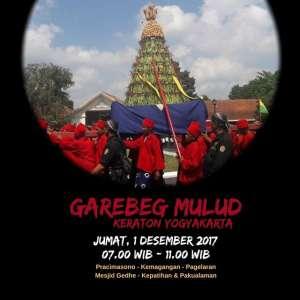 Garebeg Mulud 2017