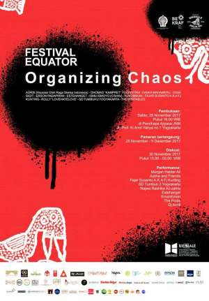 "Festival Equator ""Organizing Chaos"""