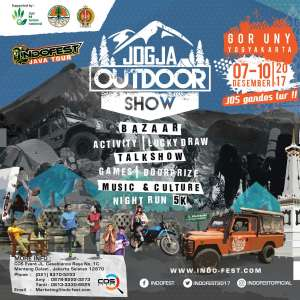 Jogja Outdoor Show 2017