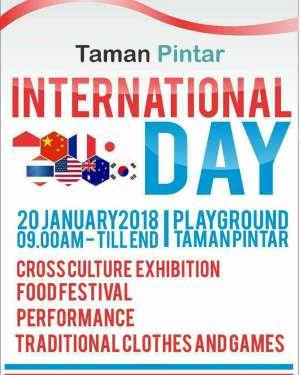 International Day di Taman Pintar