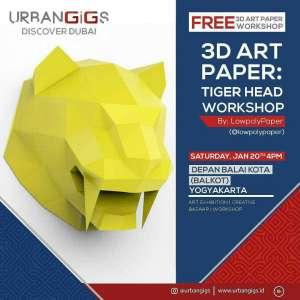 3D Art Paper