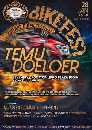 Bike Fest Temu Doeloer