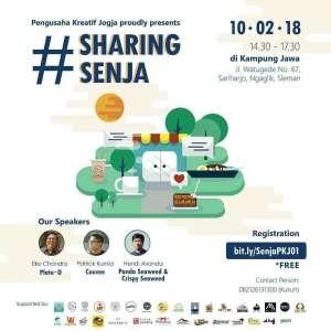 Sharing Senja