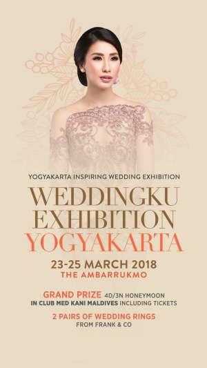 Weddingku Exhibition Yogyakarta