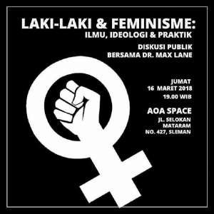Diskusi Publik, Laki-laki & Feminisme