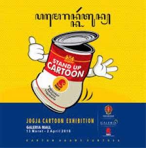 Jogja Cartoon Exhibition