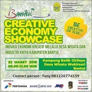 Bantul Creative Economy Showcase