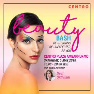 Centro Beauty Bash 2018
