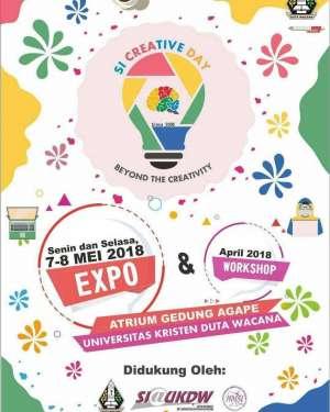 SI Creative Day UKDW 2018