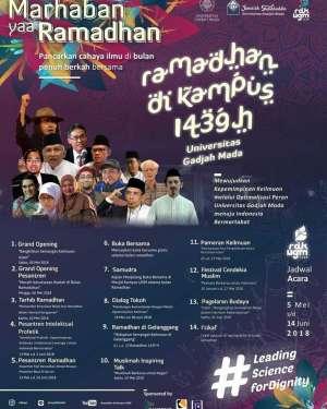 Ramadan di Kampus UGM