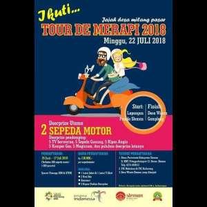 Tour de Merapi