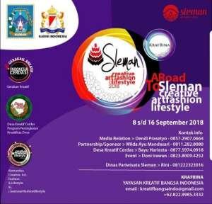 Road to Sleman Creative Art Fashion Lifestyle
