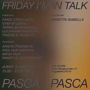 Friday I'm In Talk