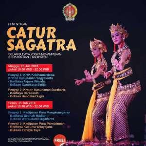 Pementasan Catur Sagatra