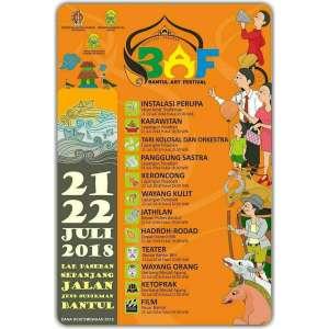 Bantul Art Festival 2018