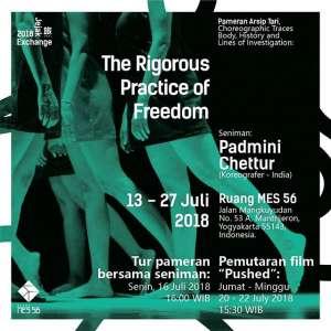 "Pameran Arsip Tari ""The Rigorous Practice of Freedom"""