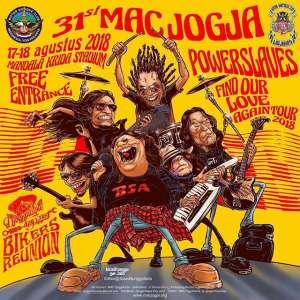 "Djogjantique Day #30 Bikers Reunion"""