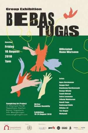 Group Exhibition: Bebas Tugas